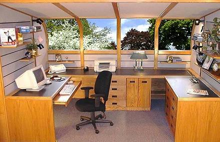 Home Office Addition - Create a Quiet Space at Home to Work and Study