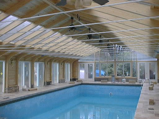 Enclose a Pool or Hot Tub in a Year-Round Addition