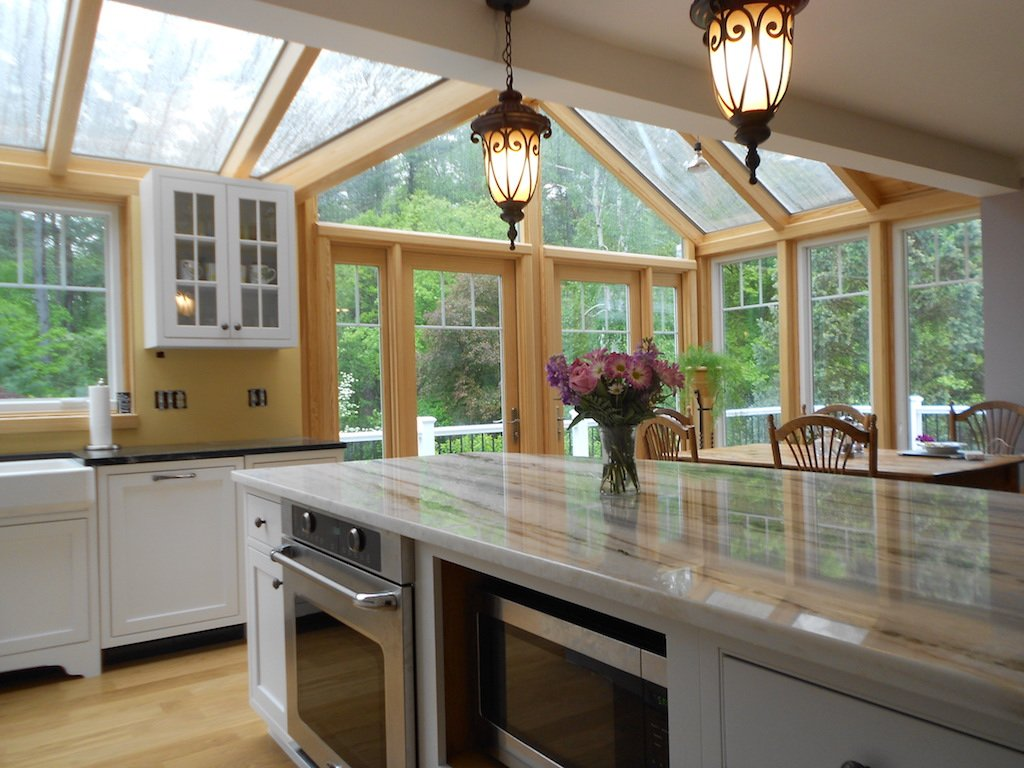 Massachusetts Kitchen Remodel Renovation